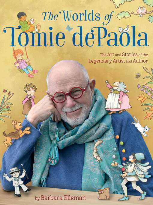 The-Worlds-of-Tomie-dePaola