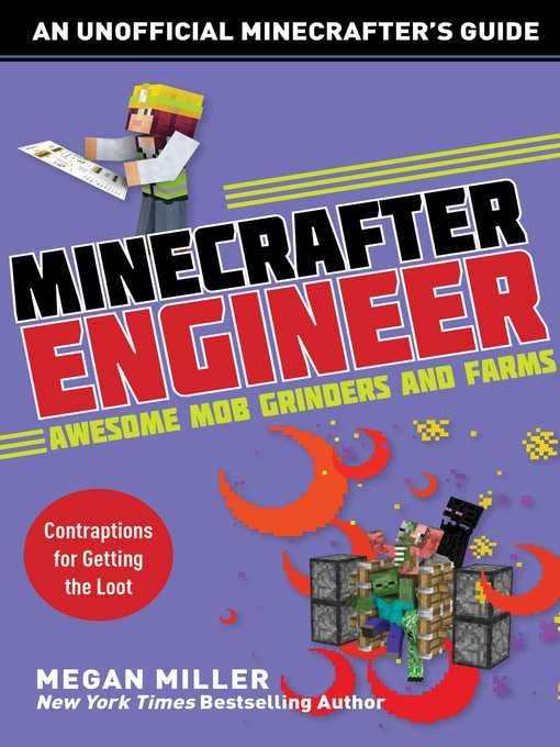 Title details for Minecrafter Engineer by Megan Miller - Wait list