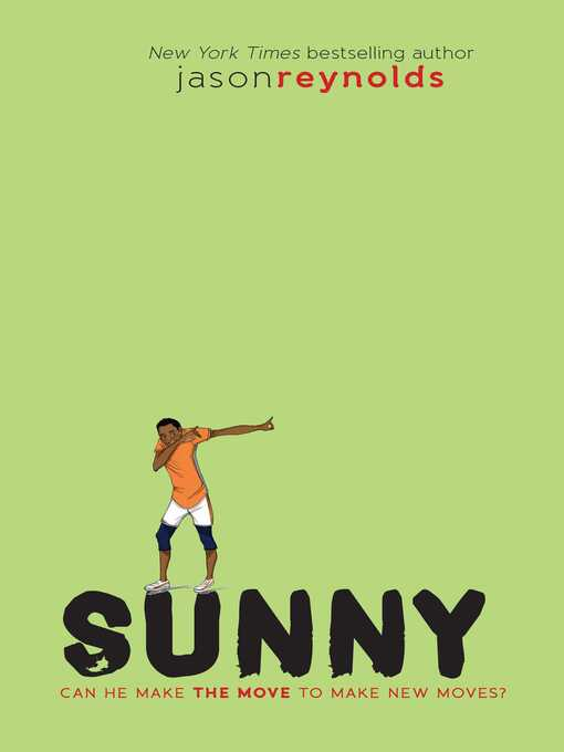 Title details for Sunny by Jason Reynolds - Wait list