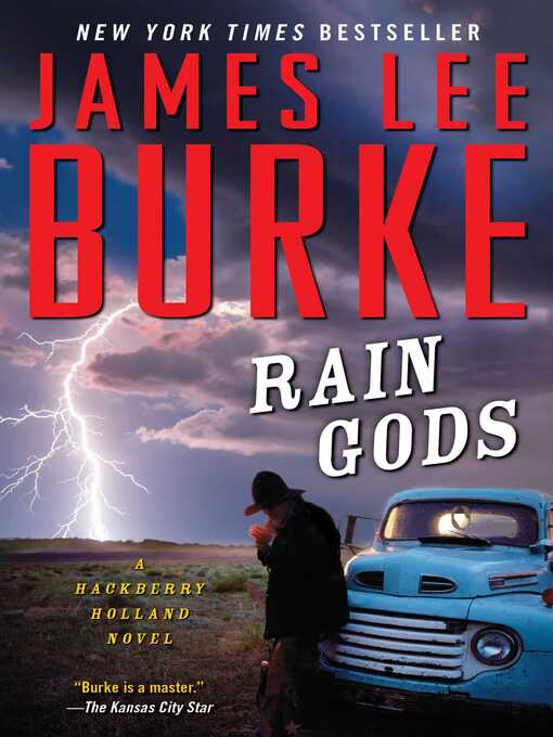Title details for Rain Gods by James Lee Burke - Available