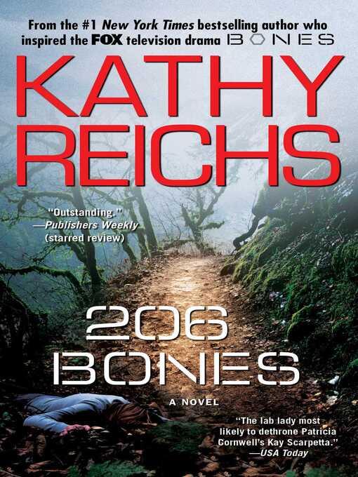 Title details for 206 Bones by Kathy Reichs - Wait list