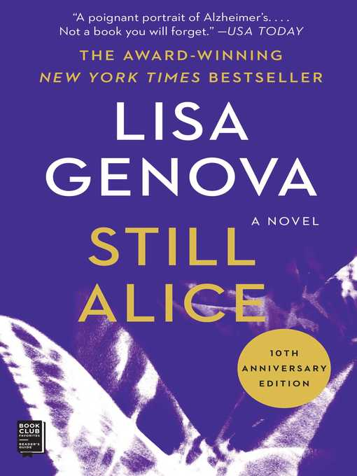 Title details for Still Alice by Lisa Genova - Wait list