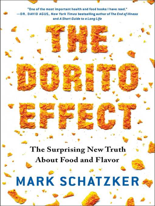 Title details for The Dorito Effect by Mark Schatzker - Available