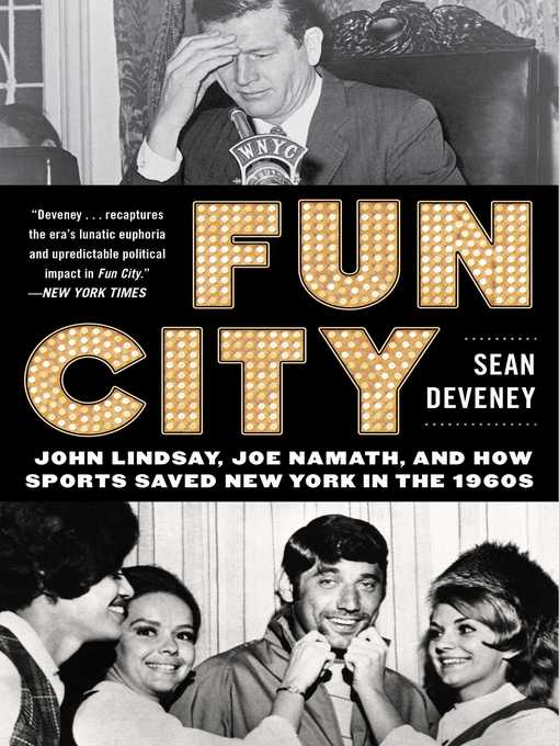 Title details for Fun City by Sean Deveney - Available