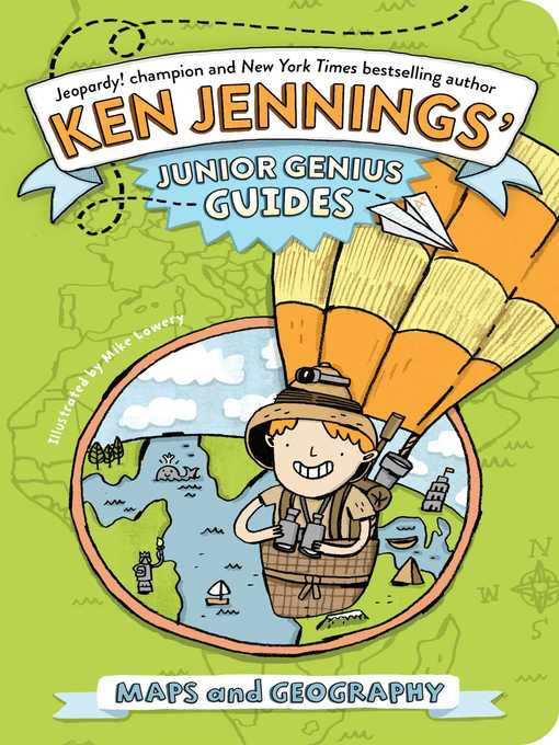 Title details for Maps and Geography by Ken Jennings - Wait list