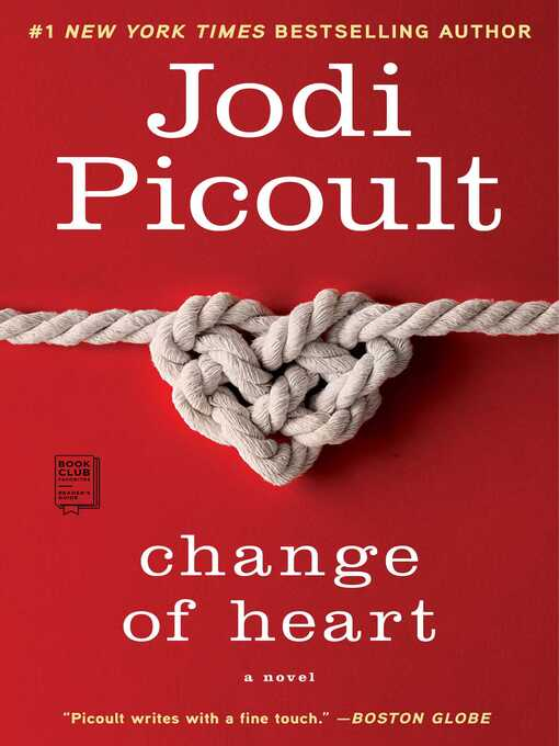Title details for Change of Heart by Jodi Picoult - Available