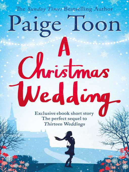 Title details for A Christmas Wedding by Paige Toon - Wait list