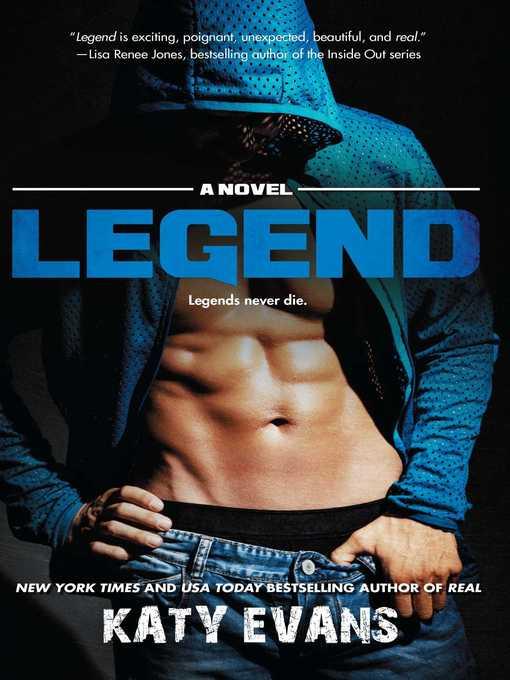 Title details for Legend by Katy Evans - Wait list
