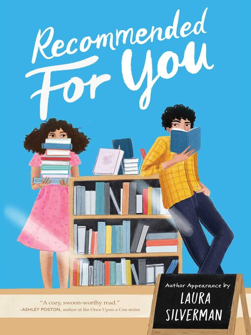 Title details for Recommended for You by Laura Silverman - Wait list