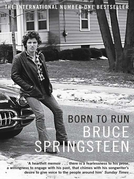 Title details for Born to Run by Bruce Springsteen - Available