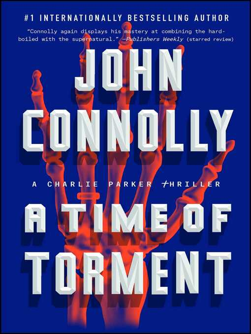 Cover of A Time of Torment