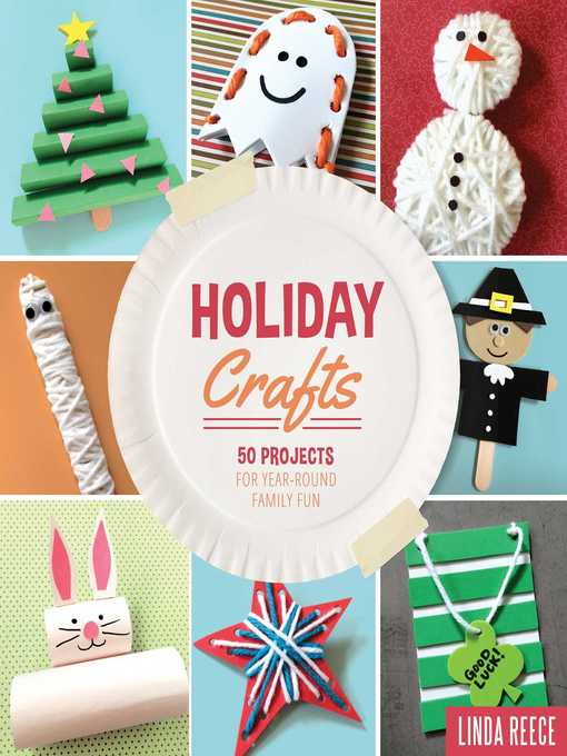 Title details for Holiday Crafts by Linda Reece - Available
