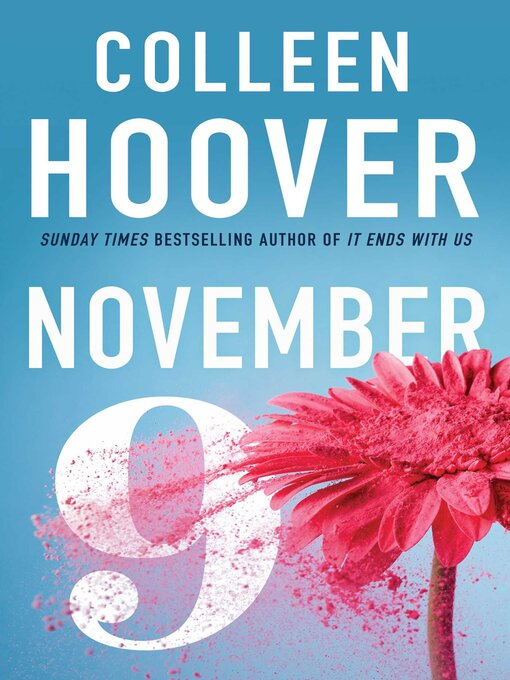 Title details for November 9 by Colleen Hoover - Available