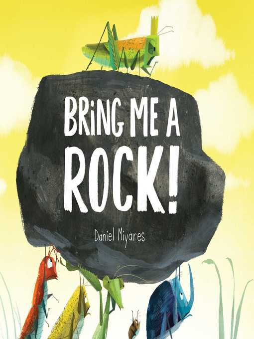 Cover of Bring Me a Rock!