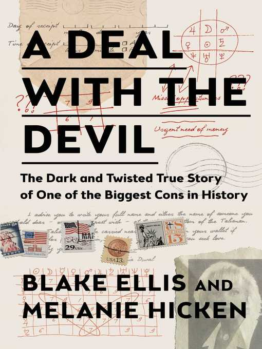 Title details for A Deal with the Devil by Blake Ellis - Wait list