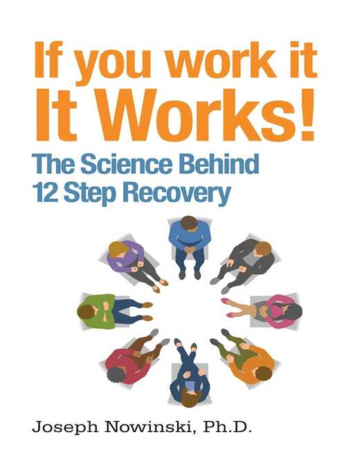 Title details for If You Work It, It Works! by Joseph Nowinski - Available