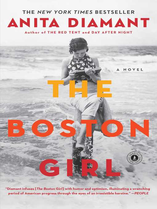 Title details for The Boston Girl by Anita Diamant - Wait list