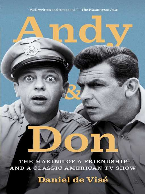 Title details for Andy and Don by Daniel de Visé - Available