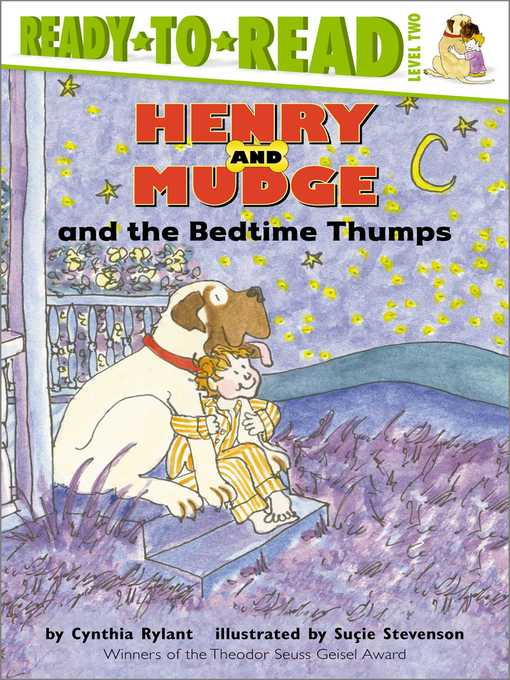 Title details for Henry and Mudge and the Bedtime Thumps by Cynthia Rylant - Wait list