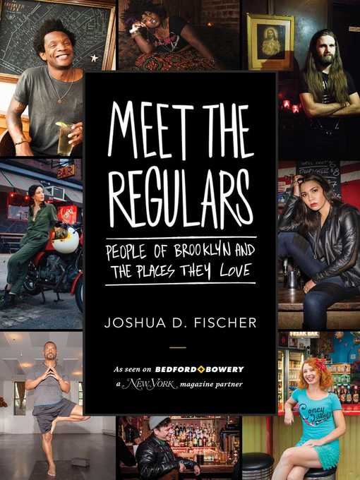 Title details for Meet the Regulars by Joshua D. Fischer - Available