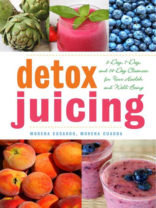 Title details for Detox Juicing by Morena Escardó - Available