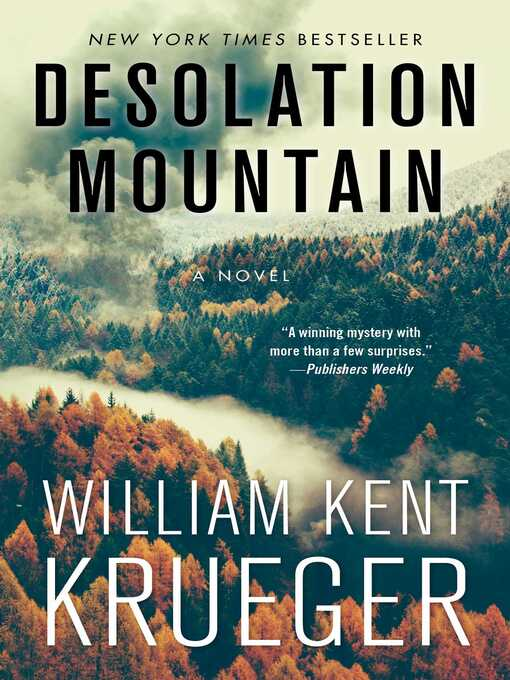 Title details for Desolation Mountain by William Kent Krueger - Wait list