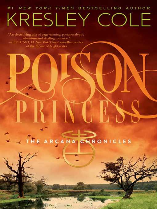 Title details for Poison Princess by Kresley Cole - Wait list