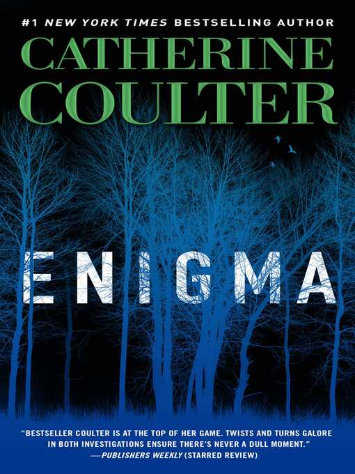 Title details for Enigma by Catherine Coulter - Wait list