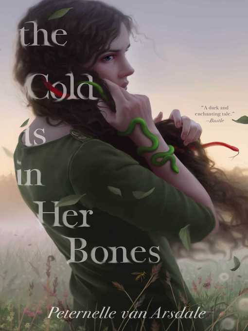 Cover image for book: The Cold Is in Her Bones