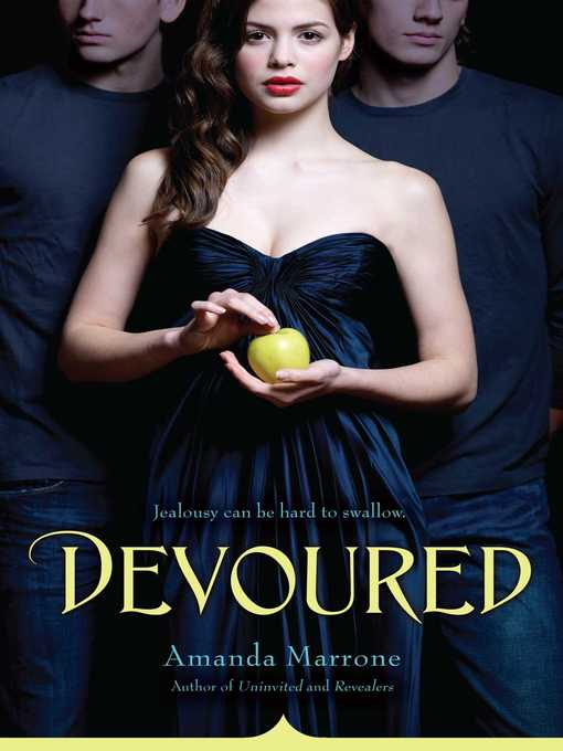 Title details for Devoured by Amanda Marrone - Available