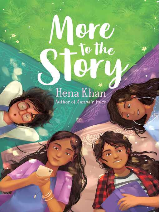 Title details for More to the Story by Hena Khan - Available