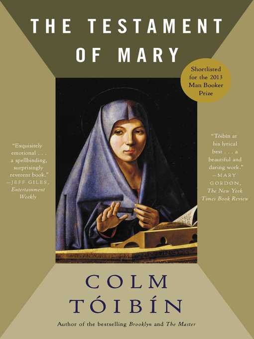 Title details for The Testament of Mary by Colm Toibin - Available
