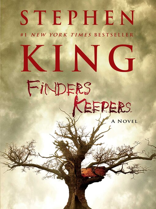 Title details for Finders Keepers by Stephen King - Available