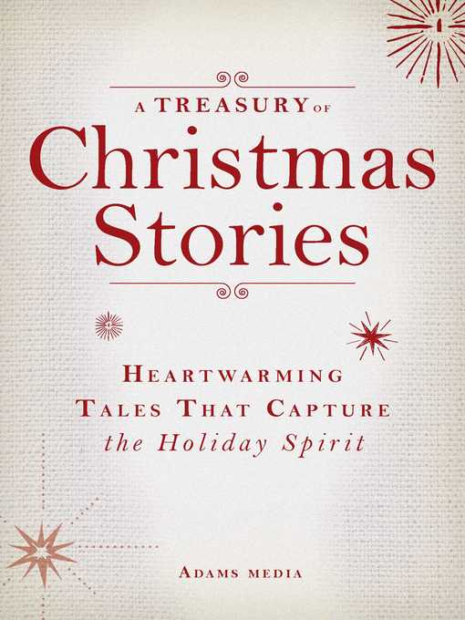 Cover image for A Treasury of Christmas Stories