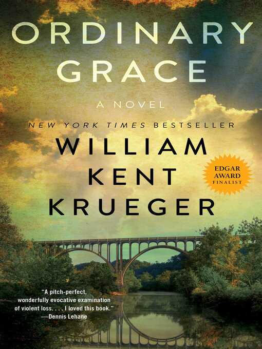 Title details for Ordinary Grace by William Kent Krueger - Wait list