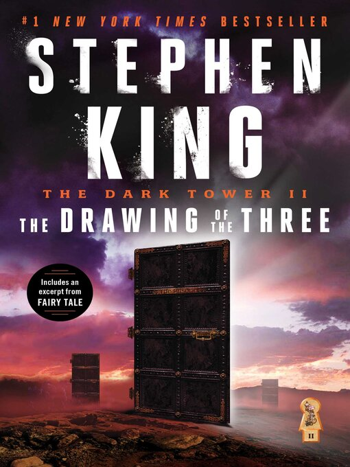 Title details for The Drawing of the Three by Stephen King - Wait list