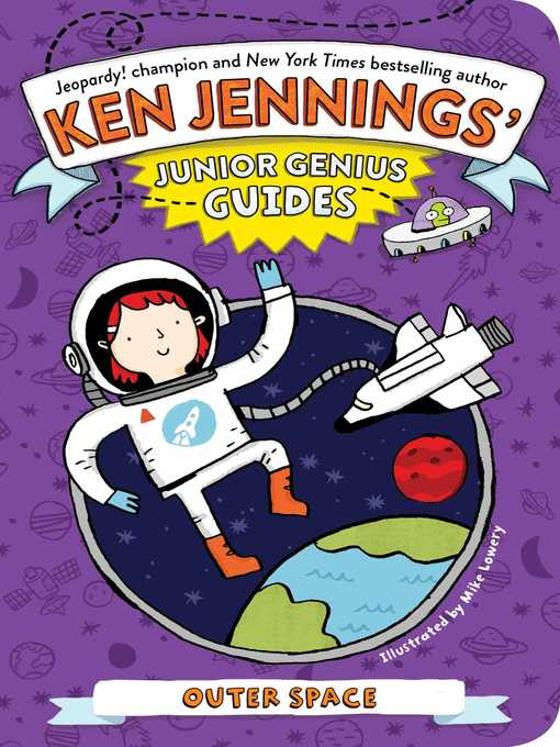 Title details for Outer Space by Ken Jennings - Wait list