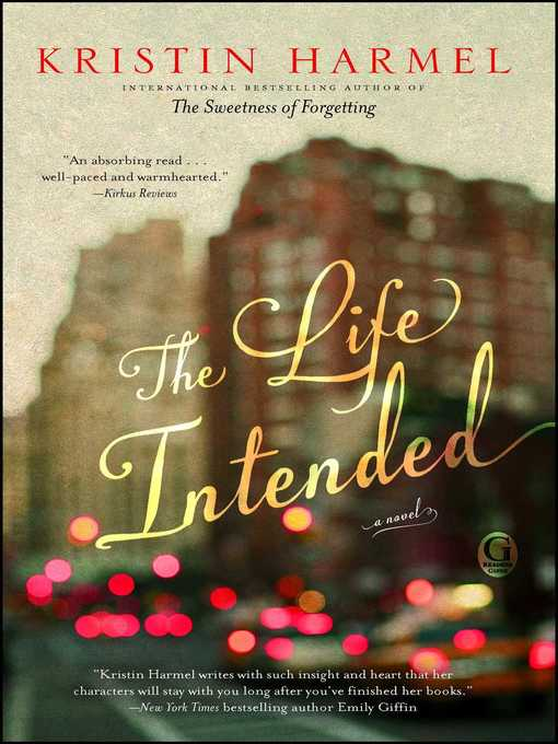 Title details for The Life Intended by Kristin Harmel - Wait list