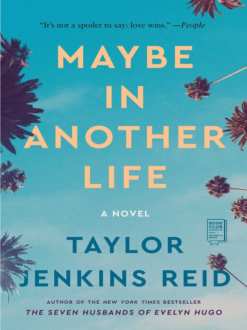 Title details for Maybe in Another Life by Taylor Jenkins Reid - Wait list