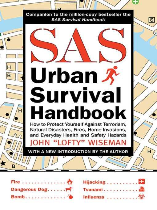 "Title details for SAS Urban Survival Handbook by John ""Lofty"" Wiseman - Wait list"