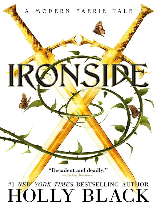 Title details for Ironside by Holly Black - Available