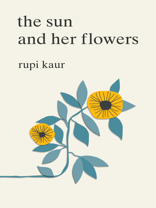Title details for The Sun and Her Flowers by Rupi Kaur - Wait list
