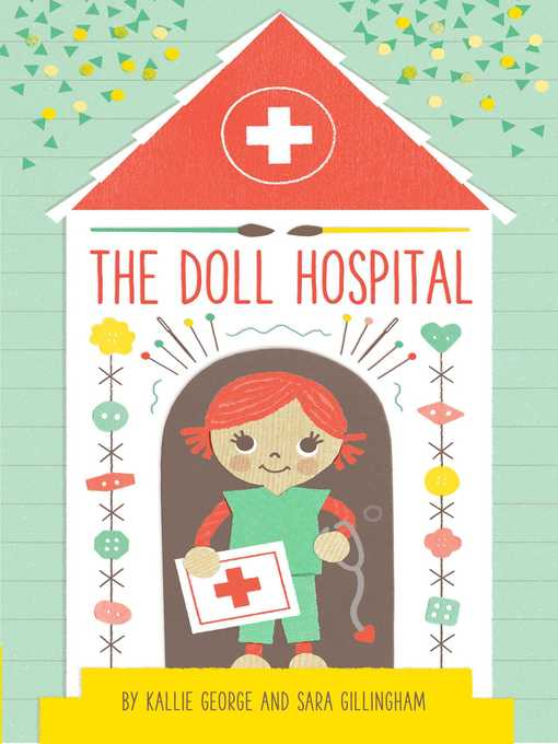 Cover image for book: The Doll Hospital