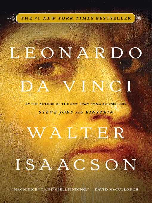 Title details for Leonardo da Vinci by Walter Isaacson - Available