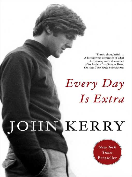 Cover of Every Day Is Extra
