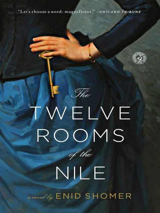 Title details for The Twelve Rooms of the Nile by Enid Shomer - Wait list