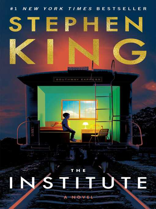 Title details for The Institute by Stephen King - Wait list