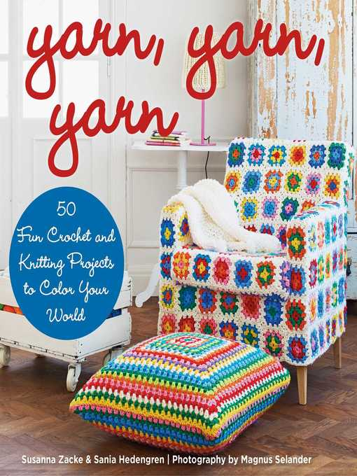Title details for Yarn, Yarn, Yarn by Susanna Zacke - Available