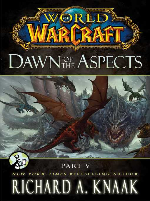 Cover of Dawn of the Aspects: Part V