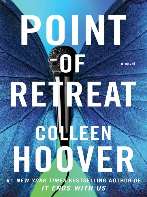 Title details for Point of Retreat by Colleen Hoover - Wait list